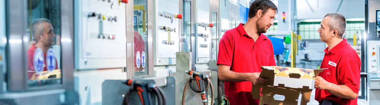 Jobs bei Rondo Ganahl AG