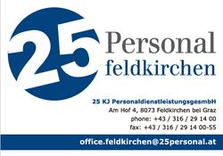 25 KJ PersonaldienstleistungsgesmbH
