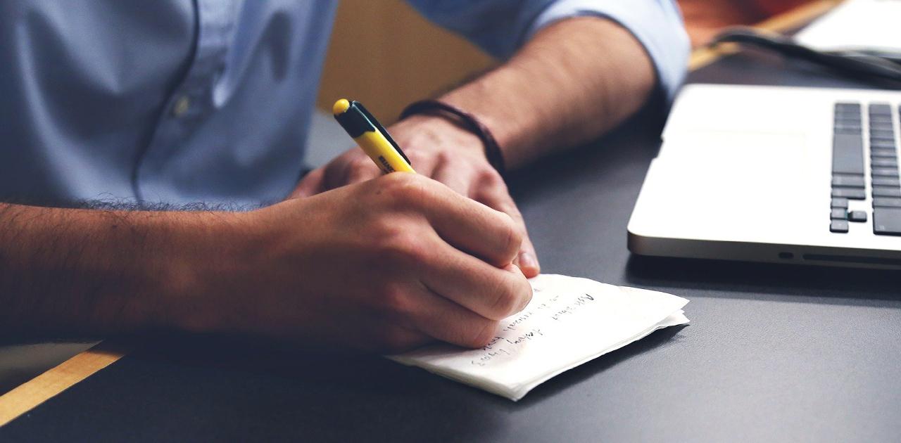 Die Checkliste fürs Bewerbungsschreiben