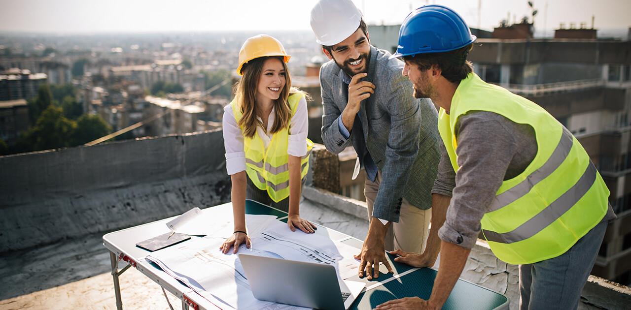 Was macht ein*e Bautechniker*in?