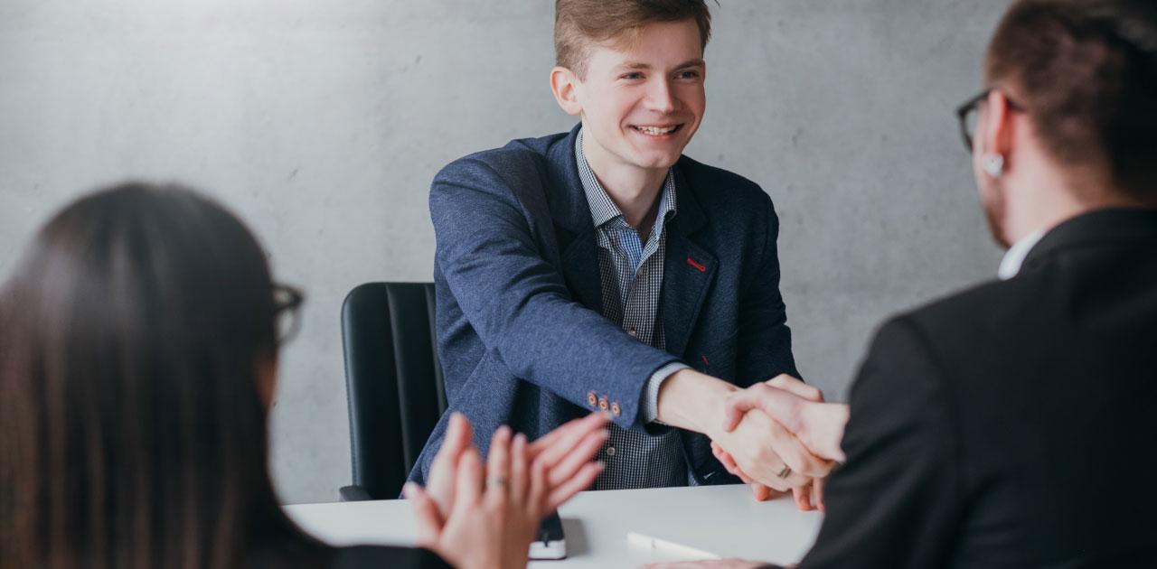 Wie dir eine mentale Erfolgshaltung im Vorstellungsgespräch gelingt